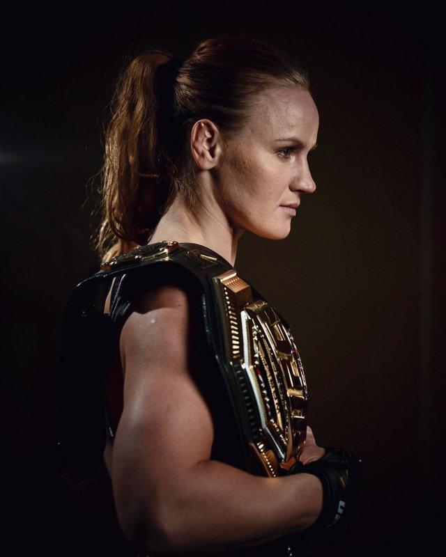 Валентина Шевченко по прозвищу «Пуля» третий раз защищает титул чемпионки UFC