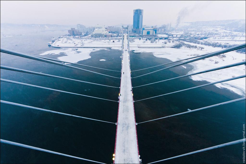 Wonderful Winter In Krasnoyarsk