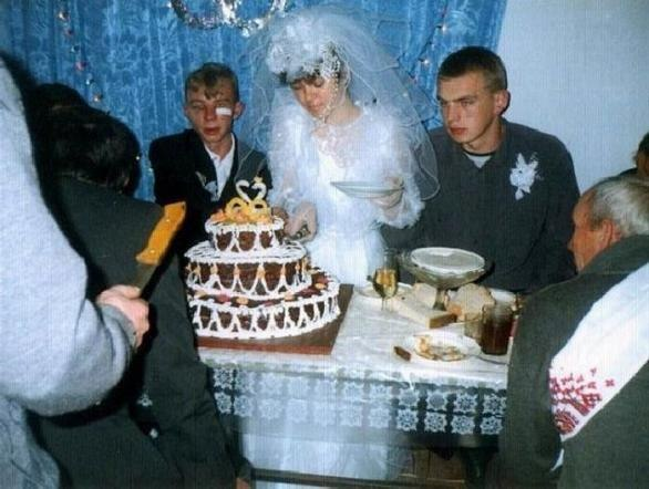 Wedding: Russian Style!