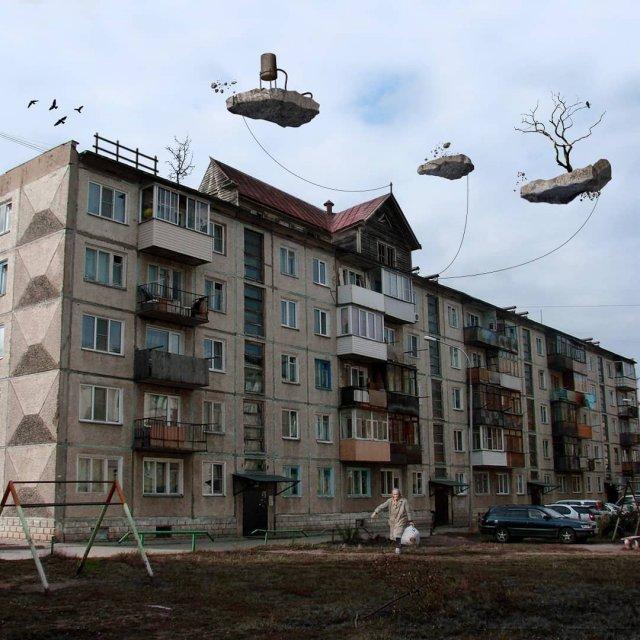 Работы хужожника-дизайнера Вадима Соловьева