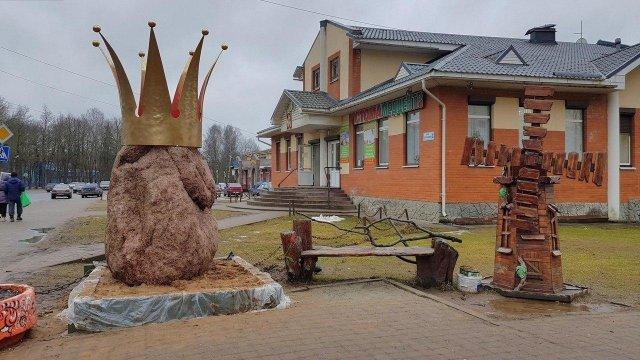Coronavirus As a Monument
