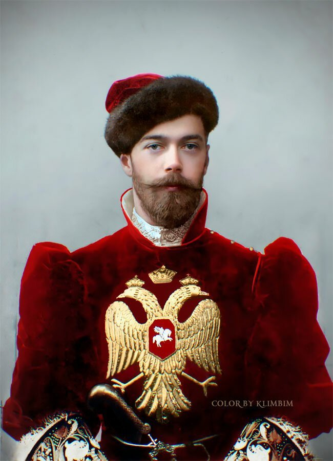 Colorized Russia In the Late XIX - Early XX Centuries