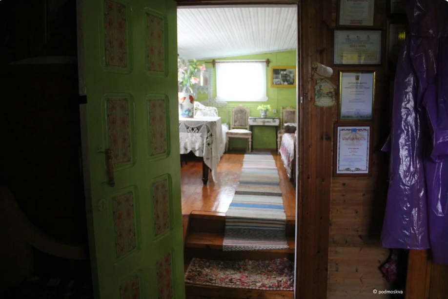 Cozy Guest House In a Russian Village