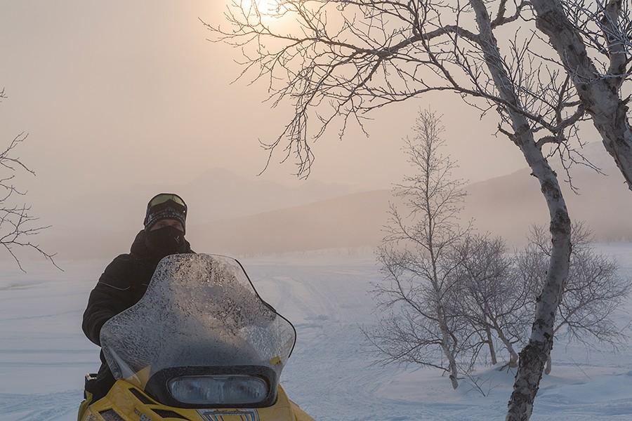 Hot Rivers of Kamchatka