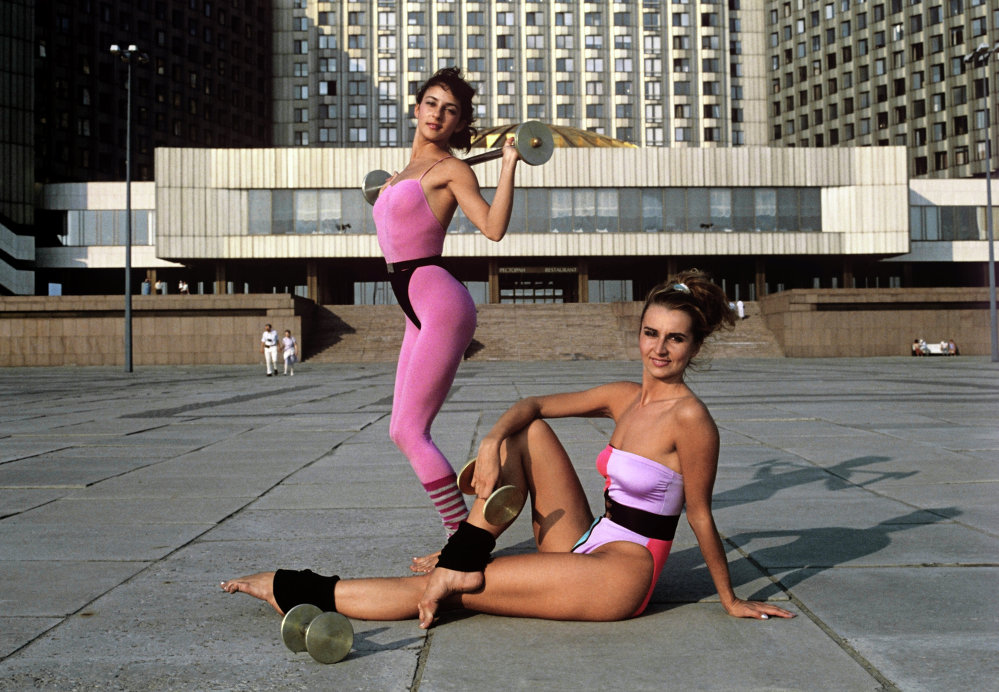 Female Bathsuits in the USSR and New Russia