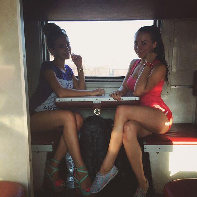 Приглашаю в ж/д путешествие в плацкартном вагоне