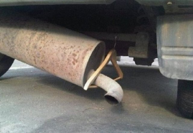 Car Repair: Crazy Methods