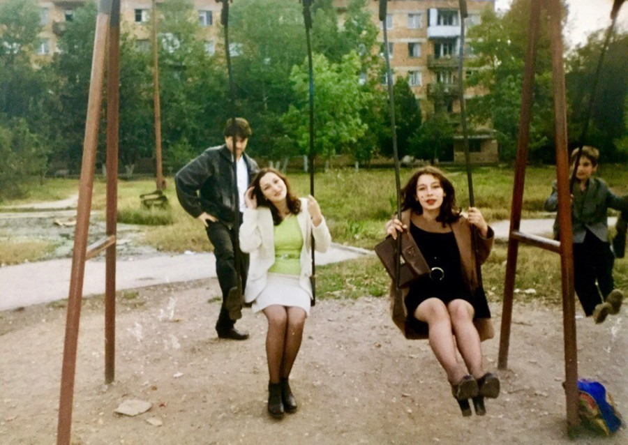 Russian Girls From the 1990s