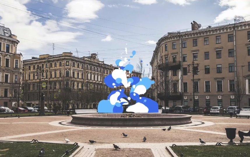 Сезон фонтанов в Петербурге открыли виртуально: видео. Новости - С ...