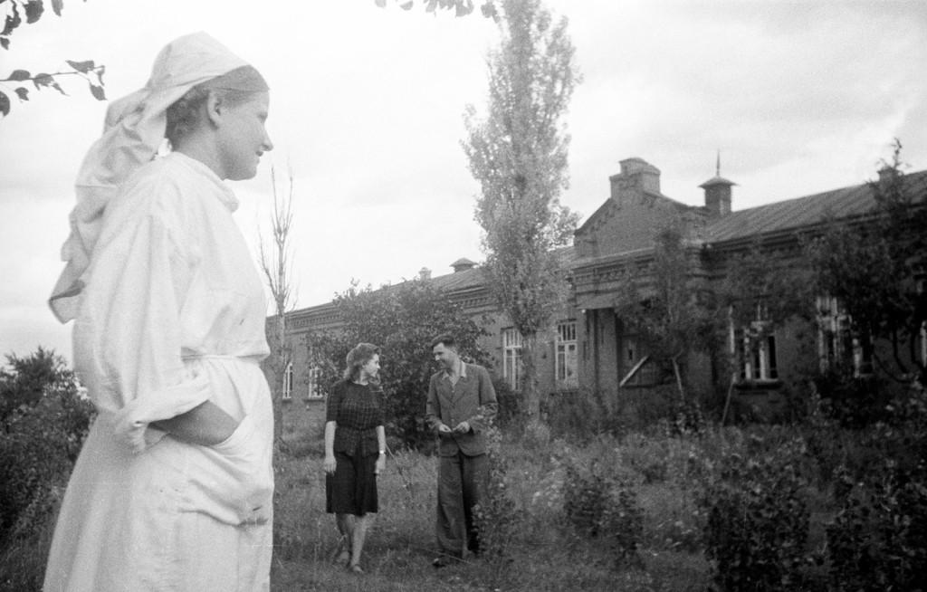 Life in a Soviet Ukrainian Village