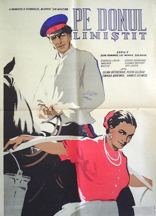 Foreign Posters on the Best Soviet Movies