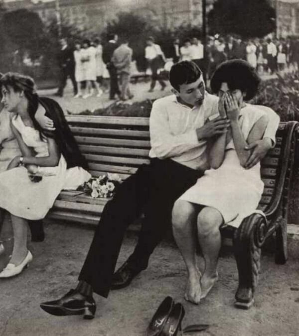 Warm Soviet Atmosphere In Pictures