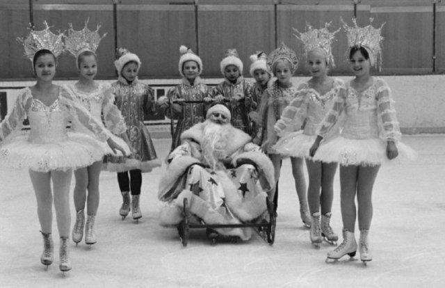 Душевные фотографии из СССР