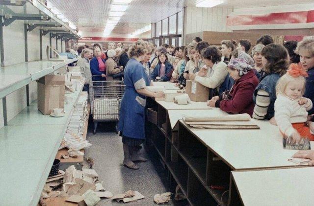 Товарный дефицит в СССР: как это было