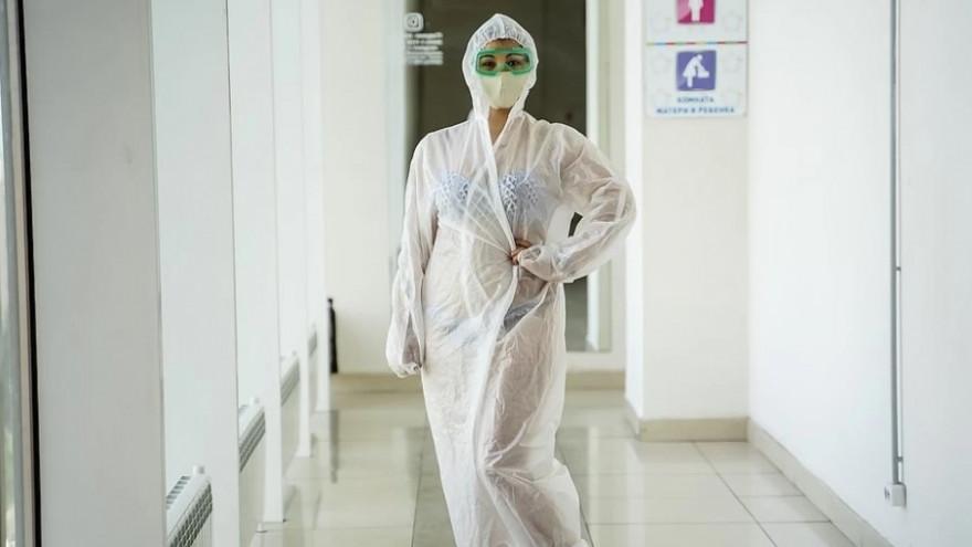 Жители Самары, раздевшись, поддержали медсестру из Тулы – Новости ...