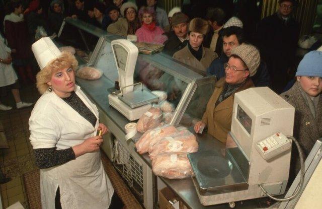 Архивные фотографии из 1990-х, навевающие воспоминания