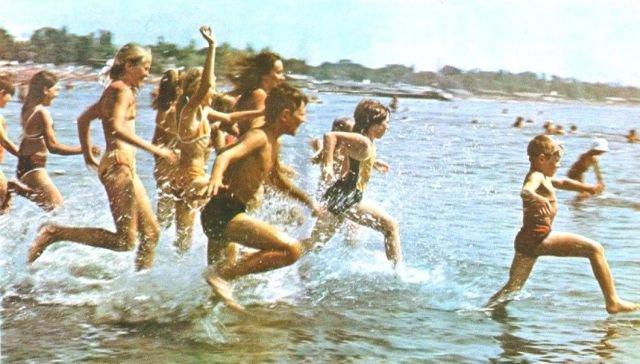 Soviet Summertime