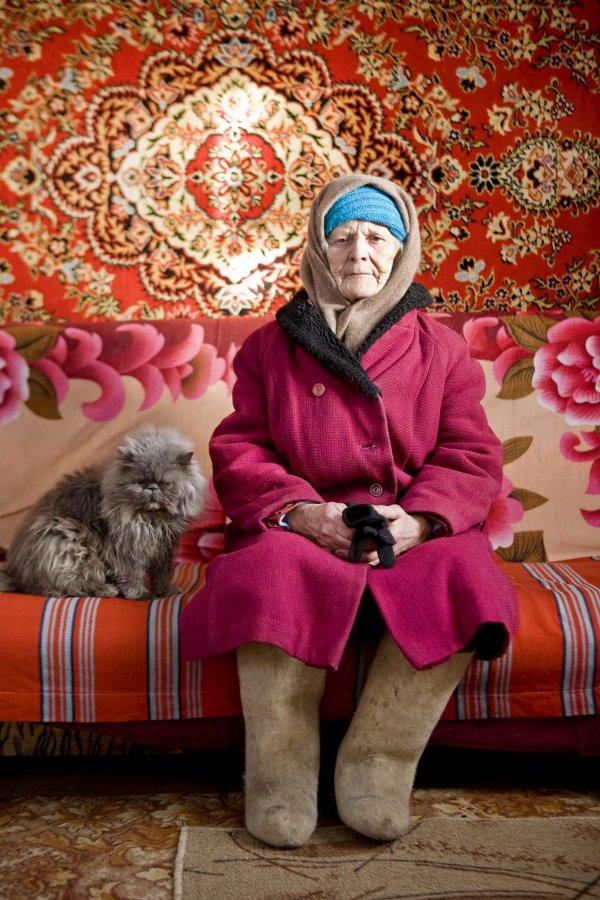 «Бабушка», 2010 год