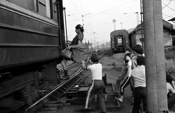 Фотографии из СССР, навевающие воспоминания