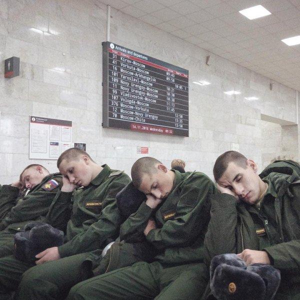 Honest Photography From Dmitry Markov