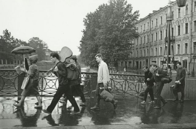 Leningrad in the 1960s