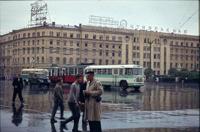 Old Leningrad