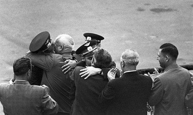 Чиновники СССР, которые не стеснялись проявлять страсть на публике
