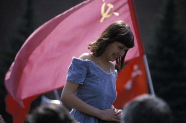 Those Soviet Days