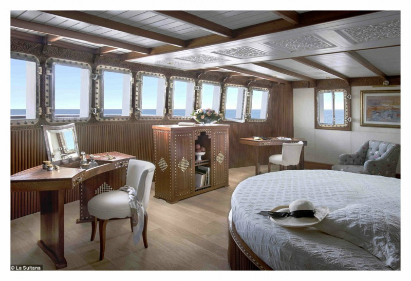 Soviet Ships Transformed Into Yachts For Millionaires