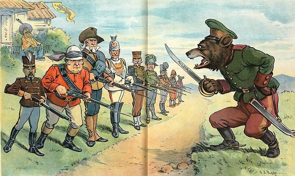 Bears, Ballet Dancers And Shaggy Cossacks: How Foreignes Depicted Russians In the XIX Century