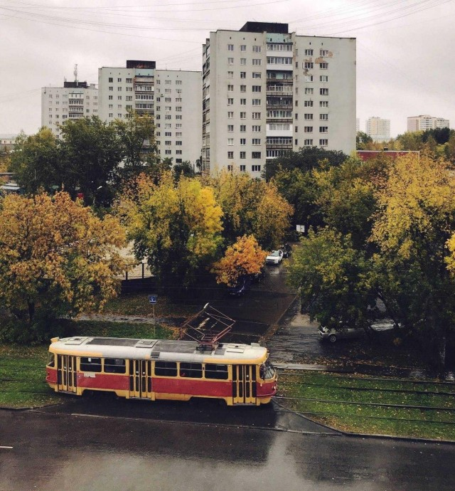 Trams: Gradually Dying Out Means of Transportation