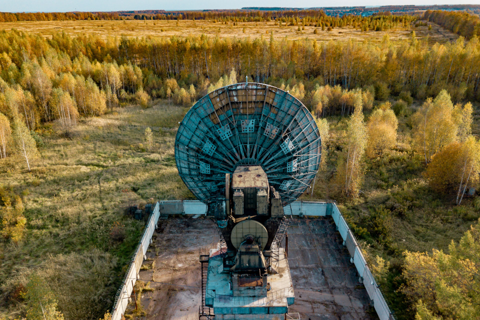 The Place to Seek For Traces of Extra-Terrestrial Civilizations