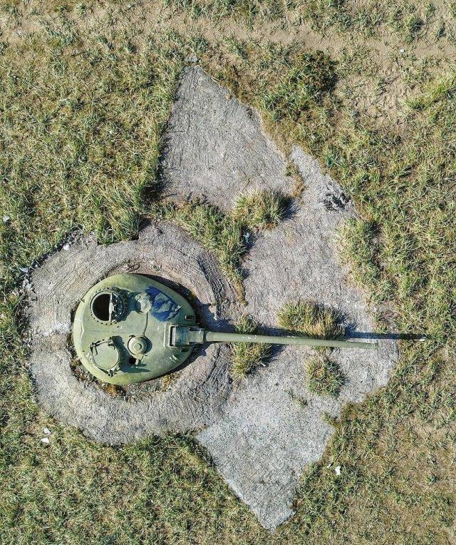 Сахалинский взвод появился на берегу во время холодной войны - но не использовался