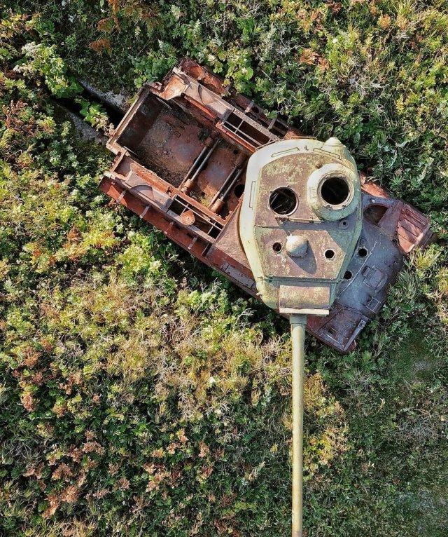Артиллерийский завод танков и башенных орудий на Сахалине