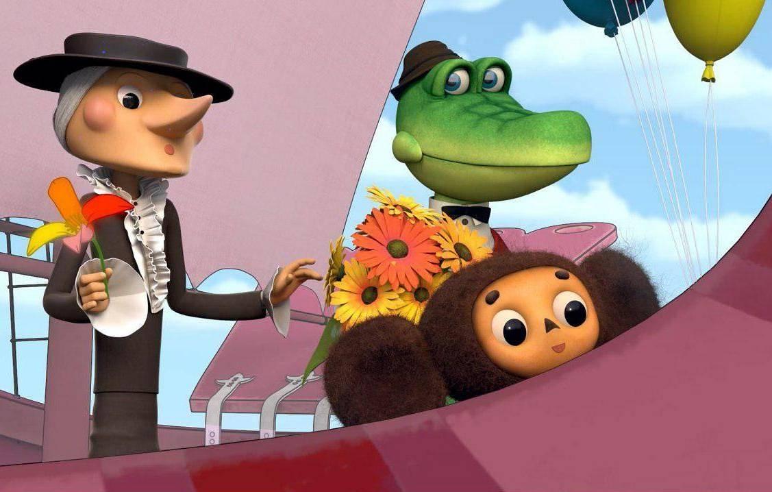 """Союзмультфильм"""" впервые показал, как будут выглядеть Чебурашка и Крокодил Гена в 3D - Культура - ТАСС"""