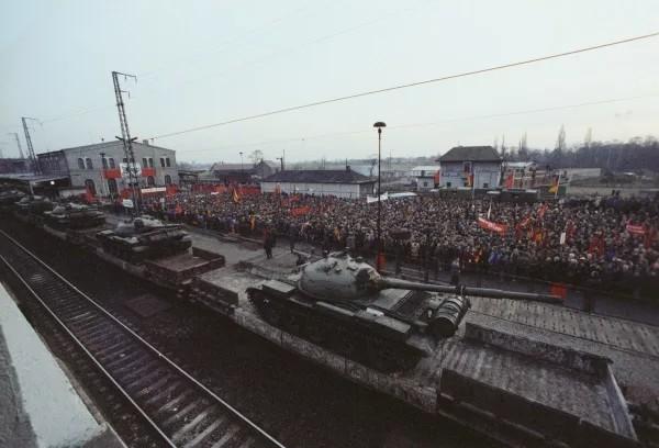 Вывод Группы советских войск из Германии