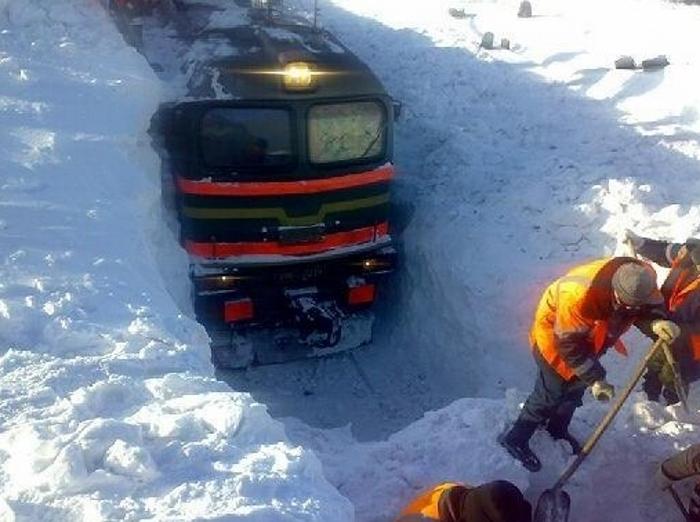 Tough But Beautiful: Norilsk Railway
