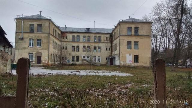 В Тульской области отремонтировали больницу