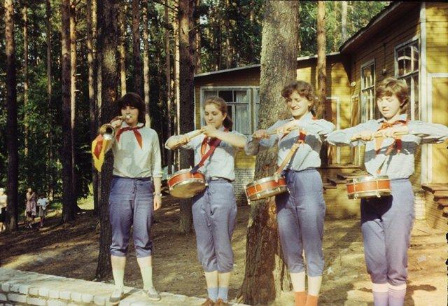 Soviet Pioneer Camps