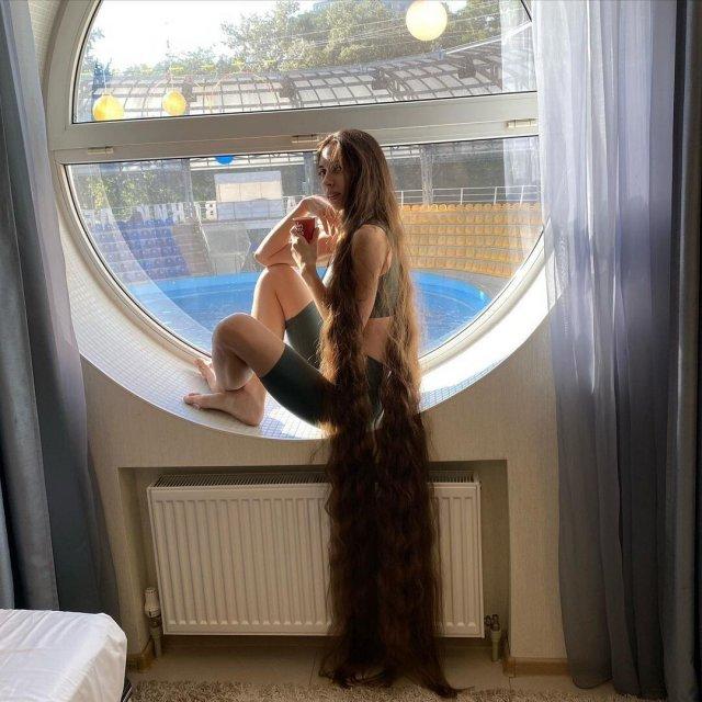 Rapunzel From Ukraine