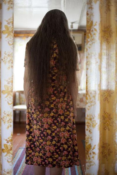 Надя Саблин — Две сестры