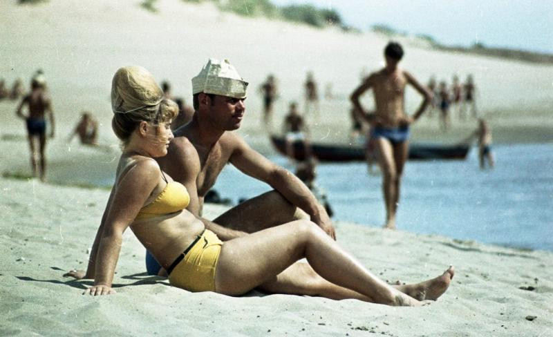 Summer Heat: Old Photos