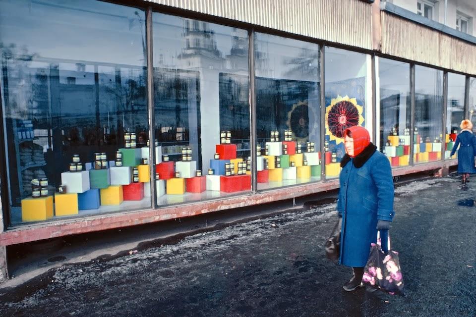 New Year Celebration, Soviet Way