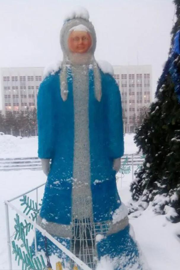 Snow Maiden We Deserved in 2020