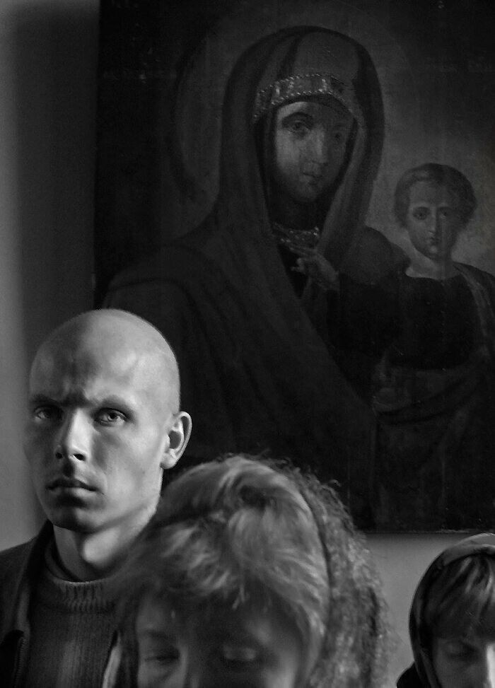 Daily Russia on Photographs of Sergey Kolyaskin