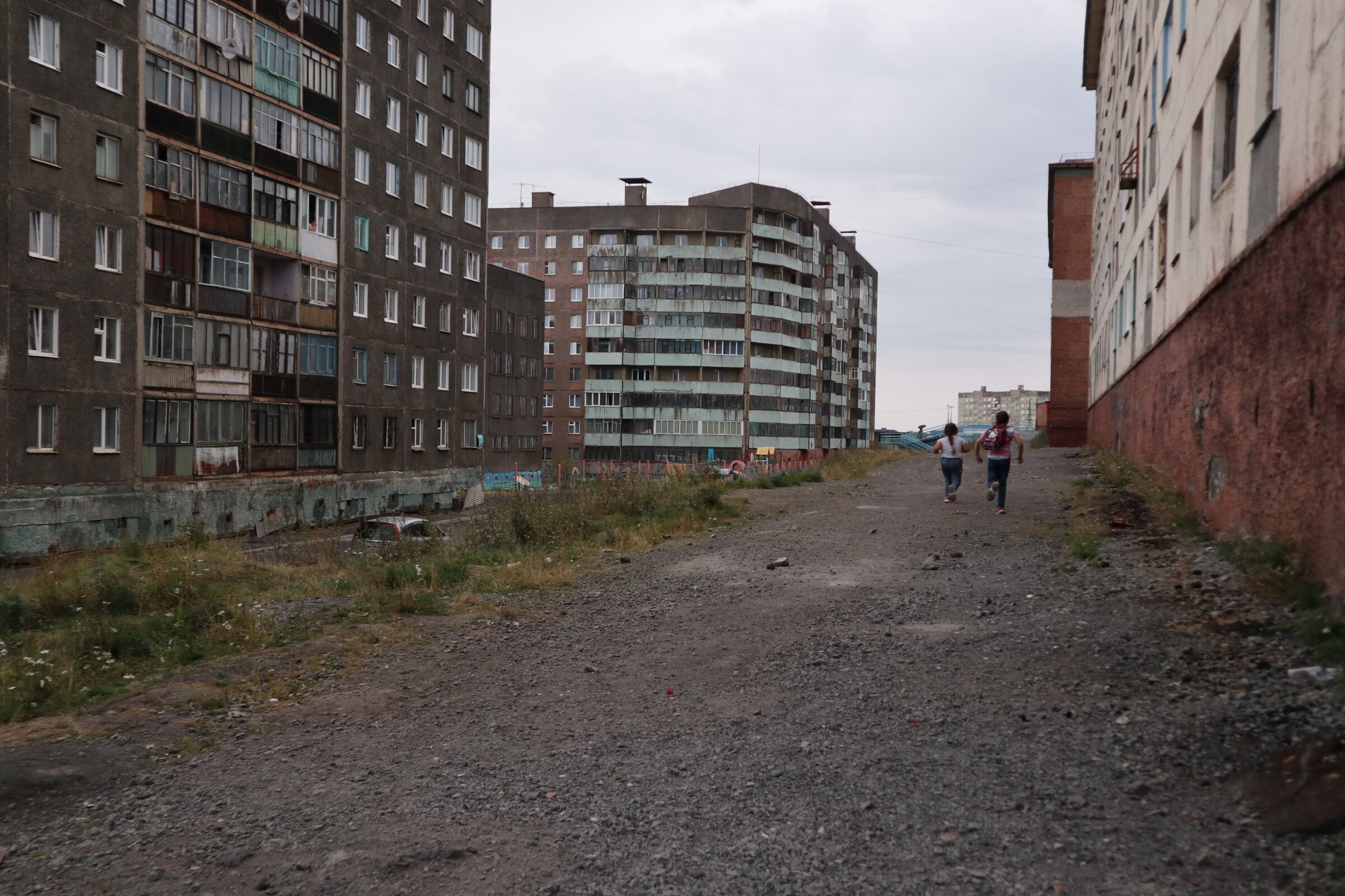Norisk: the City of Hopelessness