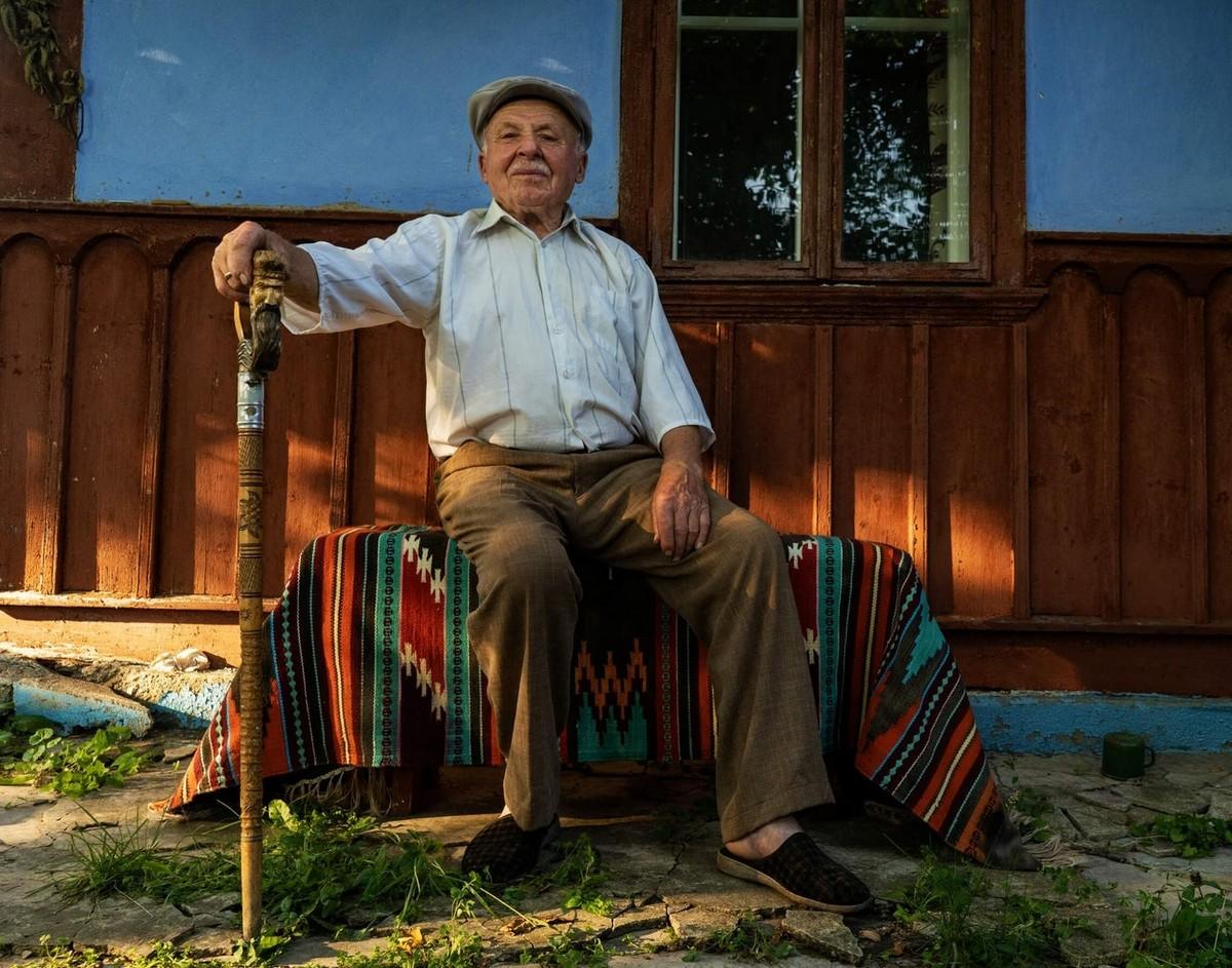 Photo Project: Old Ukrainian Houses