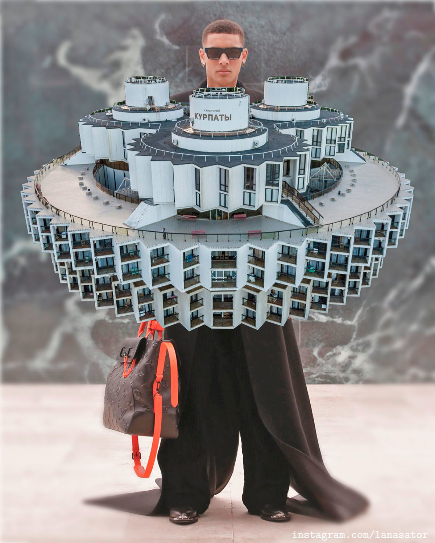 Russian Architecture Comes Into Fashion