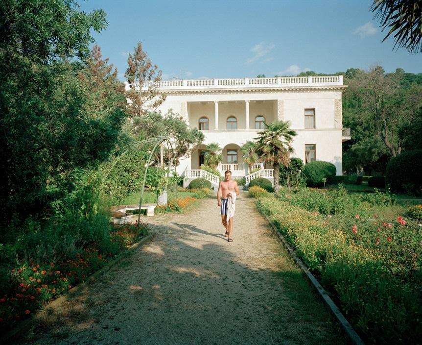 """Russian Riviera"": Yalta 1995"