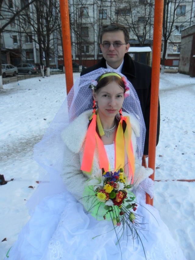 Oh, Those Russian Weddings!